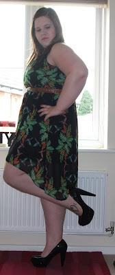 outfit of the day: primark maxi dress
