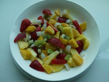 Fruit Salad to make your mouth water