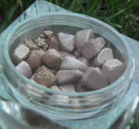 Swatches: Bronzer:17: 17 Instant Glow Pink Bronze Bronzing Rocks Swatches