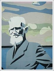 George Bernard Shaw, London [210309]