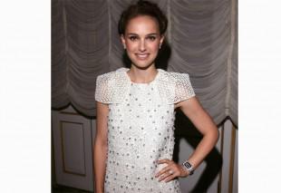 Natalie Portman endorsing Richard Mille and her new line.