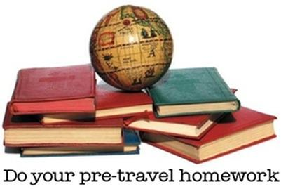 The Educated Traveler