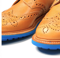 Another One Out The Park:  UNION X Mark McNairy Saddle Waxed Country Brogue
