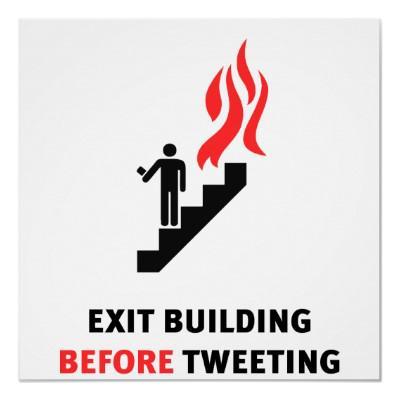 Rethink that Tweet