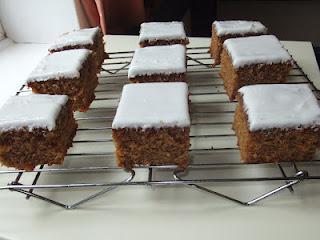 Wholemeal Ginger Cake