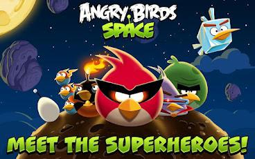 Angry Birds Space (iOS) update