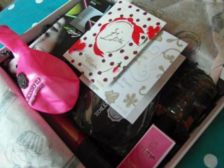 GlossyBox Birthday Edition