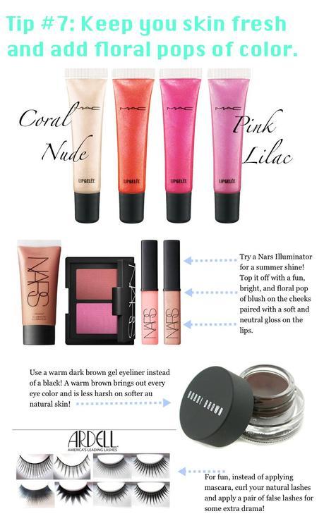 7 Steps to Beautiful Summer Skin