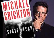 michael crichton essay on global warming Essays on michael crichton the michael crichton is one of the most popular assignments among students' documents in the present age the phenomenon of global warming occupies a conspicuous space in our minds.