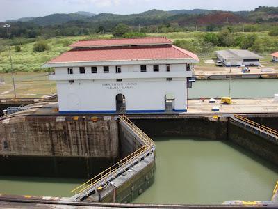 Weekly Photo - Panama Canal