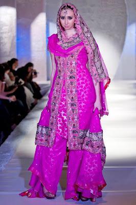 Bridal &Semi; Formal Dresses By Rabs by Manrah PFW 2012