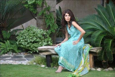 Tazeen Hasan Summer Pret Line Collection 2012 For Women