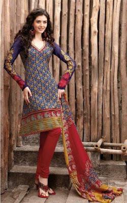 Cool Chic Spun Cotton Salwar Kameez Collection By Natasha Couture