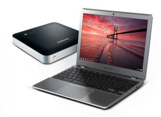 Google and Samsung Announce Chromebook and Chromebox