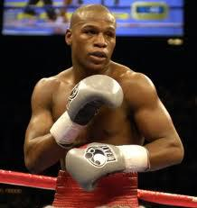 Floyd Mayweather Goes to Jail