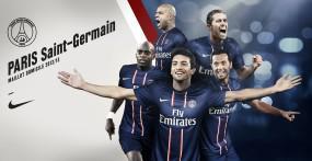 Paris St. Germain Present Their New Kit
