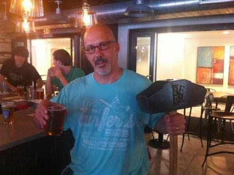 Brew News Flash: The Philly Beer Week Hammer of Glory Has Been Stolen!