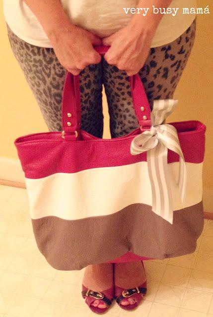 TJ Maxx + Handbags + Steve Madden = A very happy mamá