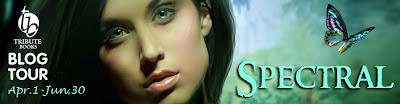 Spectral by Shannon Duffy Blog Tour [Review]