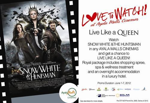 Snow White and the Huntsman Promo