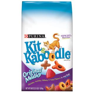 Kit 'N Kaboodle Cat Food