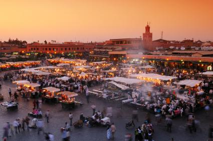 The taste to take you back to Morocco