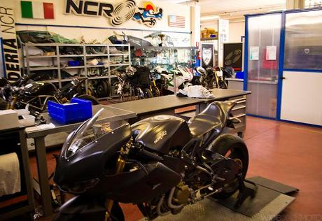 NCR Poggipolini Ducati