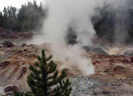 Supervolcanoes present massive threat to humanity