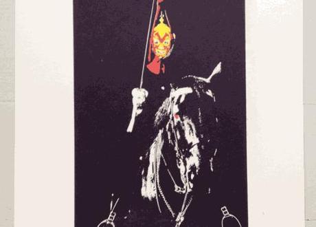 Scoped out: Matthew Dearlove's mighty fine Diamond Jubilee special edition screenprints