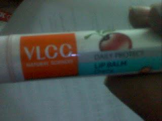 VLCC DAILY PROTECT LIP BALM  (CHERRY FLAVOR)