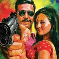 Rowdy Rathore: Screams Cliché