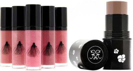 Upcoming Collections: Makeup Collections: Rouge Bunny Rouge: Rouge Bunny Rouge Mistral Makeup Collection For Summer 2012