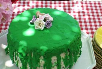 MacARTHUR PARK CAKE – IN HONOR OF DONNA SUMMER - Paperblog