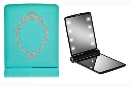 Who's The Chicest (Compact) Of Them All? Les Tai Tai Model Mirror!