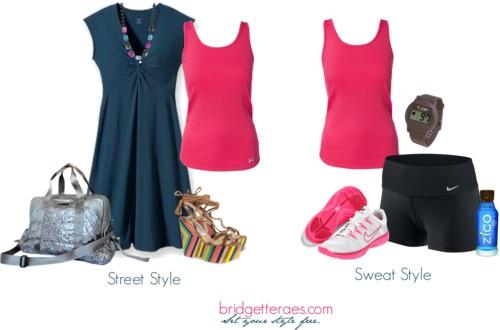 Street Style to Sweat Style 5