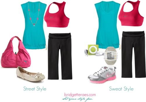 From Street Style to Sweat Style 1