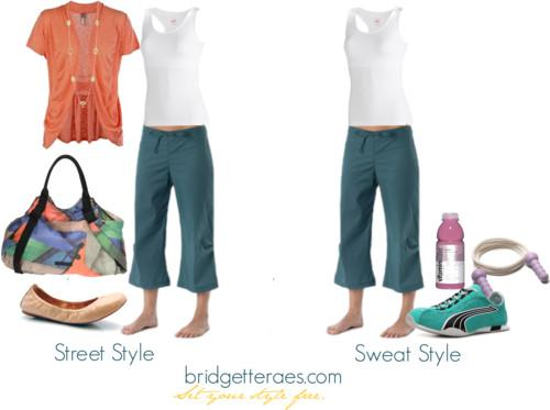 Street Style to Sweat Style 4