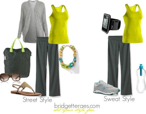 Street Style to Sweat Style 2 by bridgetteraes featuring new balance
