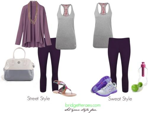 Street Style to Sweat Style 6