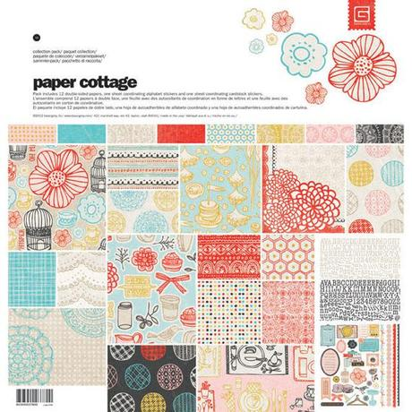 BasicGrey Clippings + Paper Cottage Blog Hop
