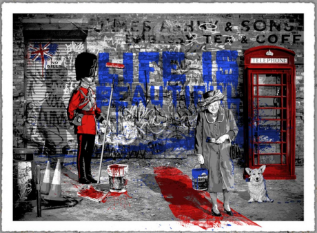 mrbrainwash 460x338 Mr Brainwash Jubilation