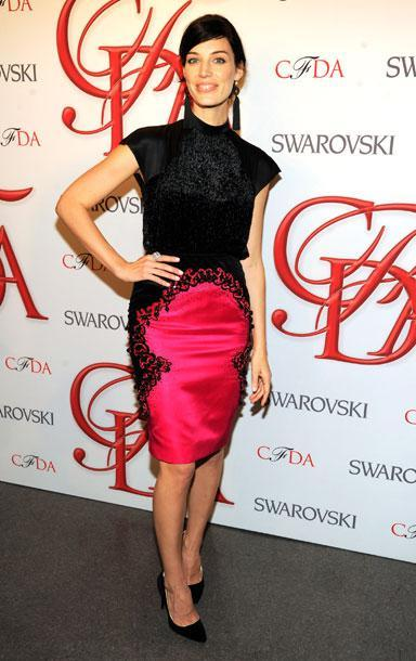 What They Wore: 2012 CFDA Fashion Awards