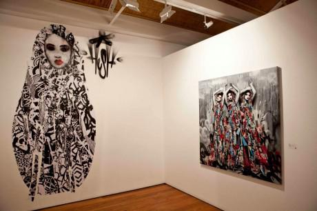 538341 10150847187571921 2111193685 n 460x306 Exhibition: Hush   Sirens at Metro Gallery, Melbourne
