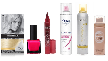 Drugstore beauty, part 2
