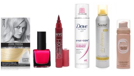 Drugstore beauty, part 2