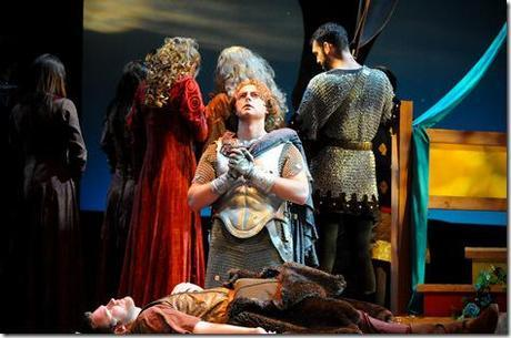 Review: Camelot (Light Opera Works)