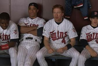 What Movie Is About A Kid Inherits The Minnesota Twins