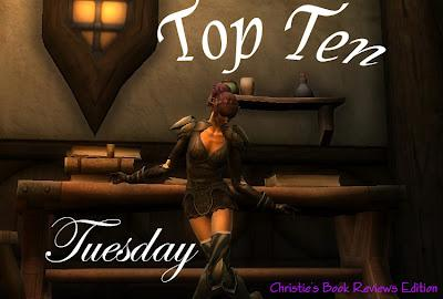 Top Ten Tuesday (25)