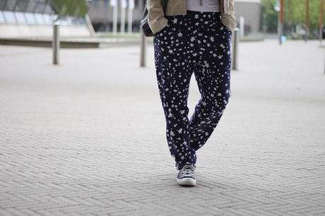 Outfit: The Pajama Pants