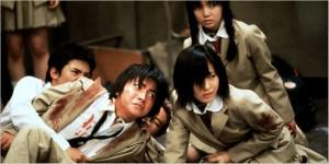 Battle Royale: Controversial Cult Manga